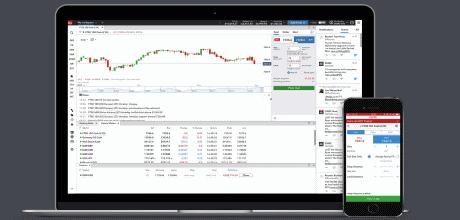 IG Markets - platforma dla traderow