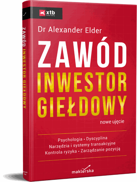 """Zawód inwestor giełdowy"""" – Alexander Elder - Najlepsze książki o inwestowaniu - Nowe i kultowe + kolejność"""
