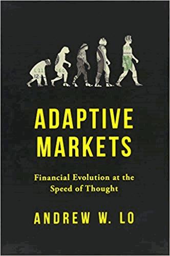 """Adaptive Markets"""" – Andrew Lo - Najlepsze książki o inwestowaniu - Nowe i kultowe + kolejność"""