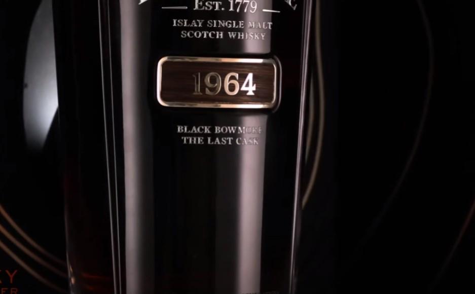50-letnie black bowmore the last cask
