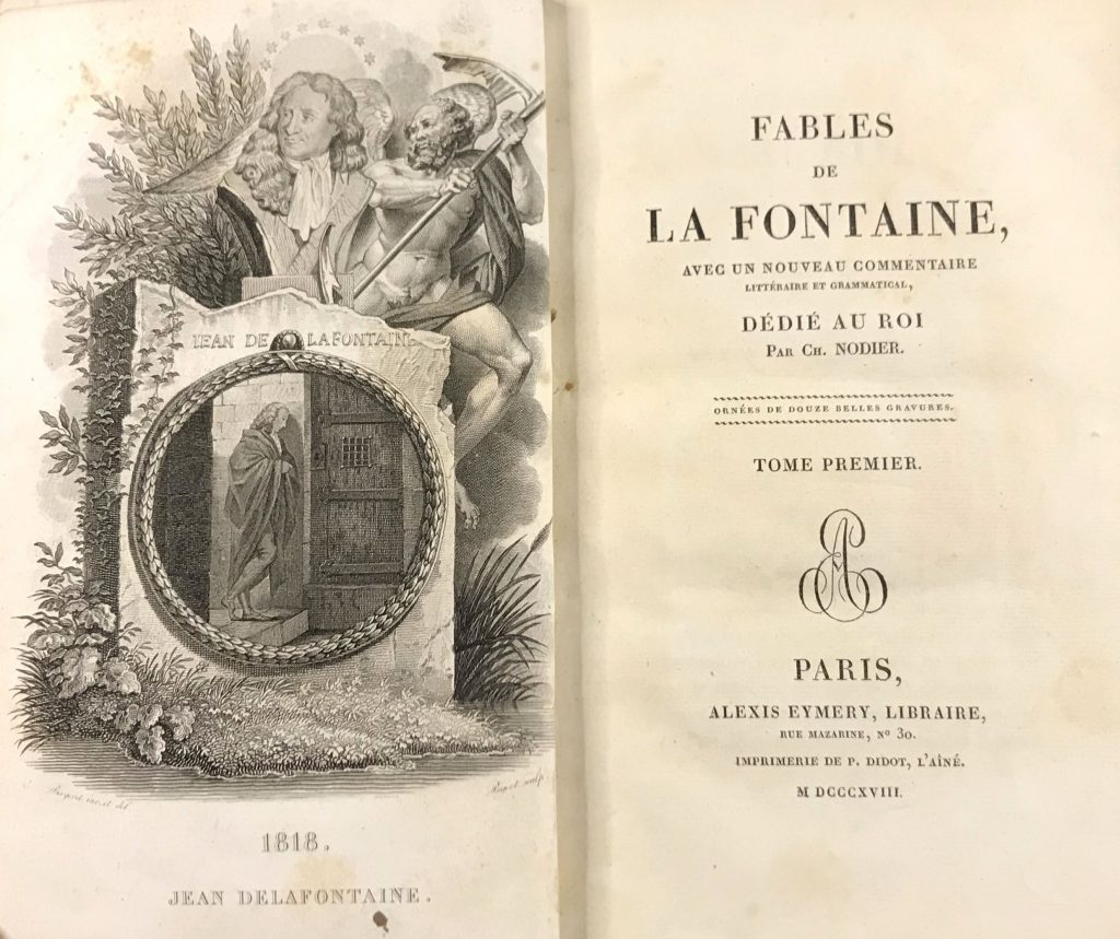 inwestowanie w książki - bajki na fontaine