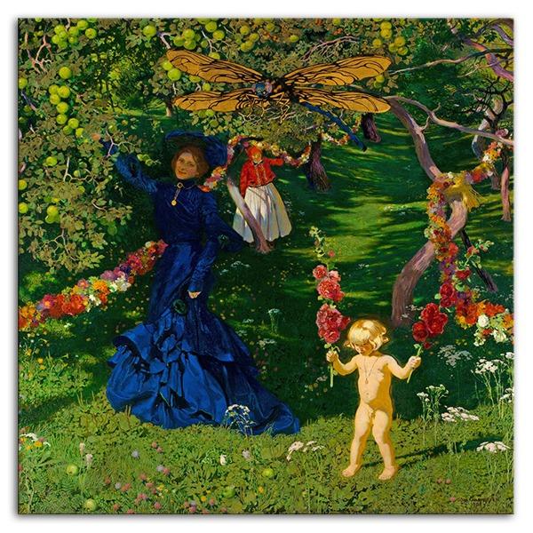 W których malarzy warto Inwestować - Dziwny Ogród