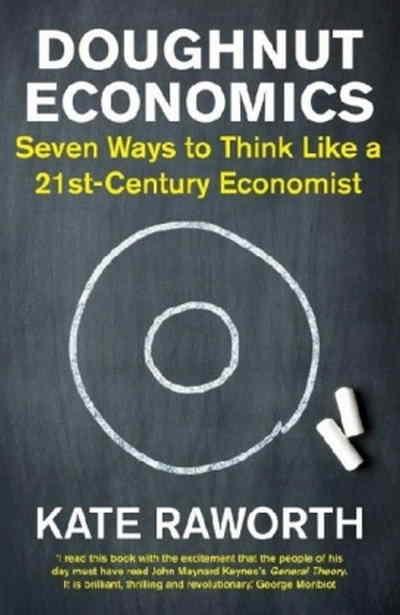 doughnut economics - 8 Najlepszych Książek Ekonomicznych na 2020
