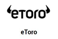eToro logo - eToro czy Plus500 - którego brokera Forex wybrać?