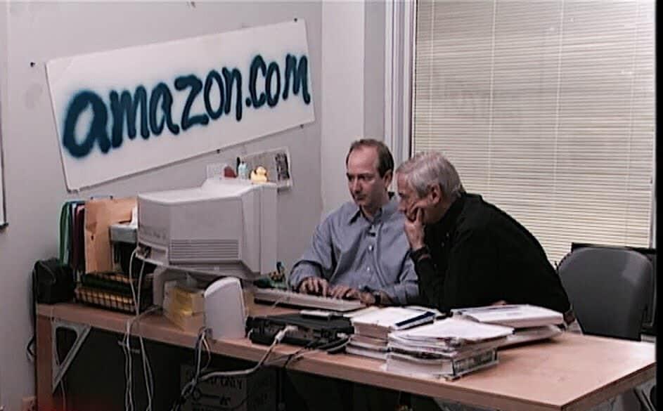 historia amazona poczatki - Jak kupić akcje Amazon: Inwestuj w AMZN z 0% prowizją