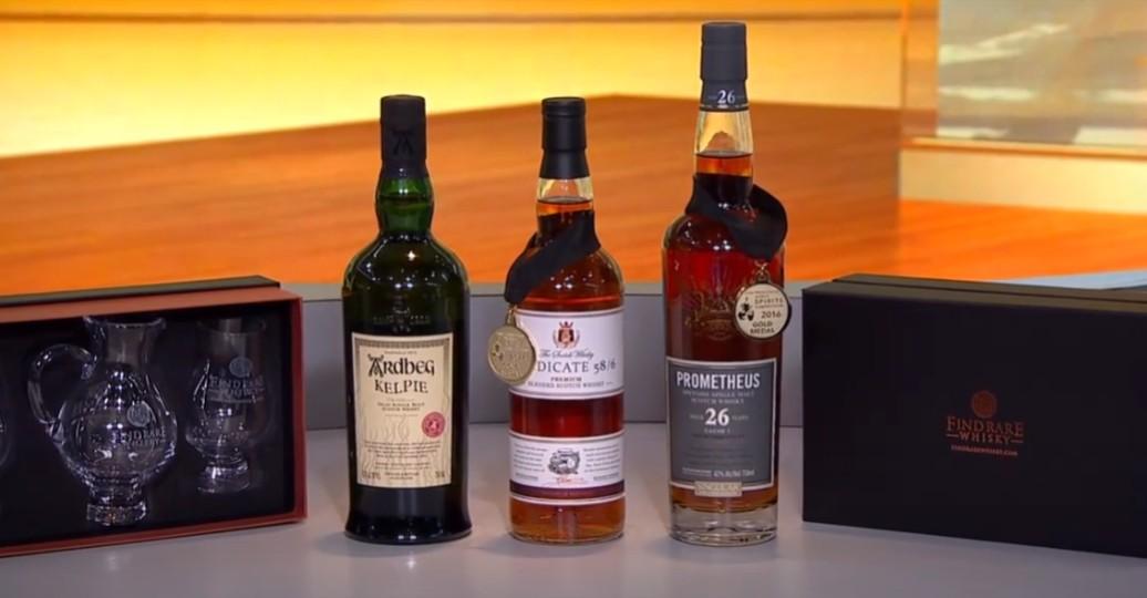 kolekcja whisky inwestycyjnych - Jak inwestować w whisky - poradnik na 2021