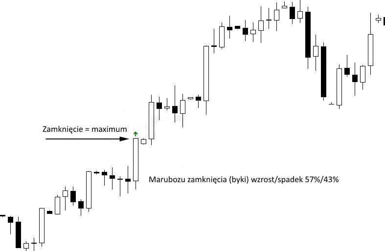 marubozu zamkniecia - Marubozu - co oznacza ten wzór świecowy?