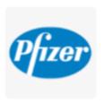 pfizer logo - Inwestowanie w akcje spółek sektora medycznego - informator 2021