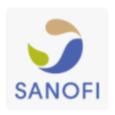 sanofi logo - Inwestowanie w akcje spółek sektora medycznego - informator 2021